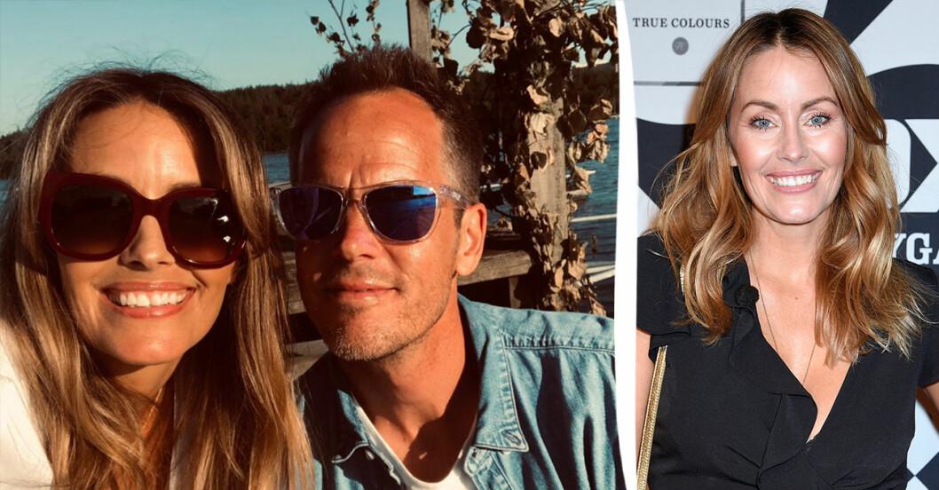 I sommar gifter sig Jessica Wahlgren och Magnus Norman!
