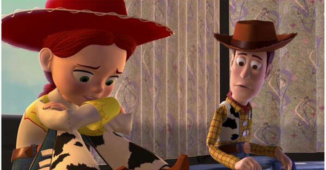 jessie och woody
