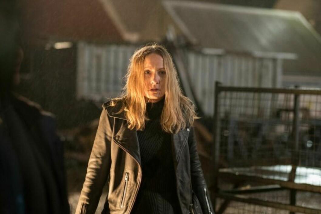 Joanne Frogatt, känd från Downton Abbey, spelar huvudrollen i Ord mot Ord (Orginaltitel: Liar)