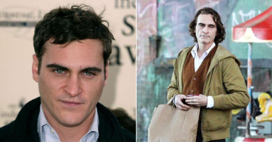 Joaquin Phoenix i Joker.