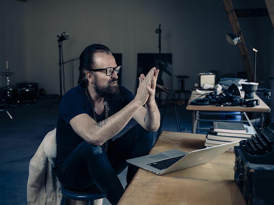 Johan Lindeberg intervju
