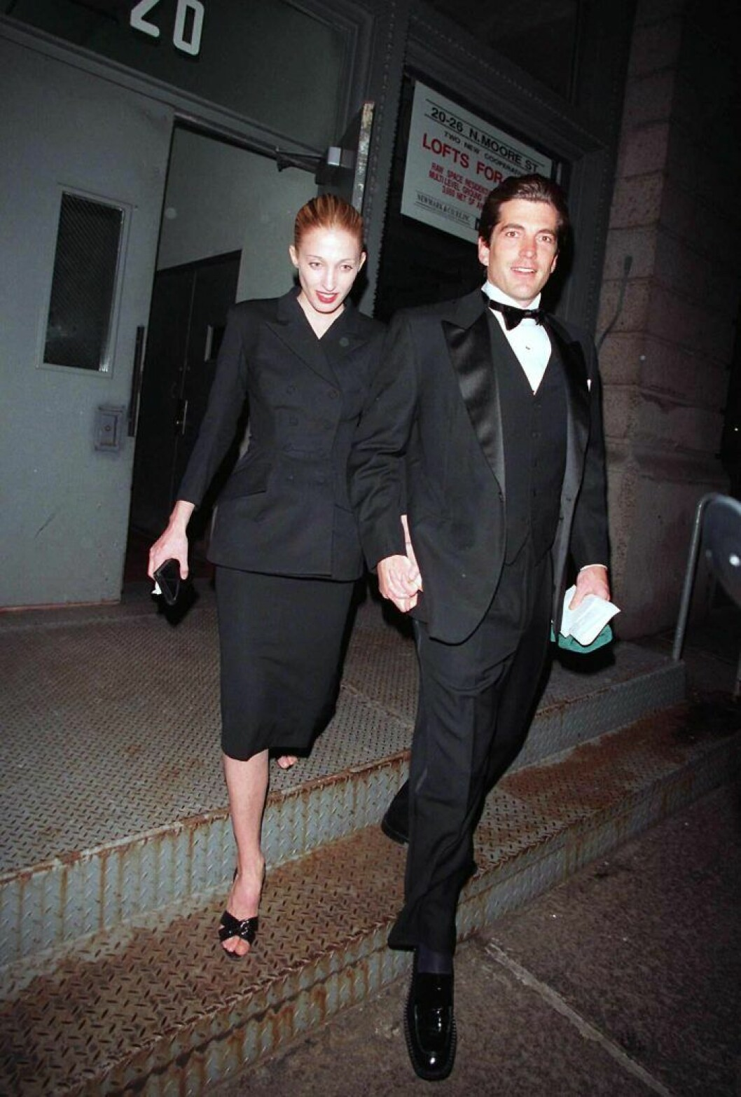 John och Carolyn Kennedy 1997