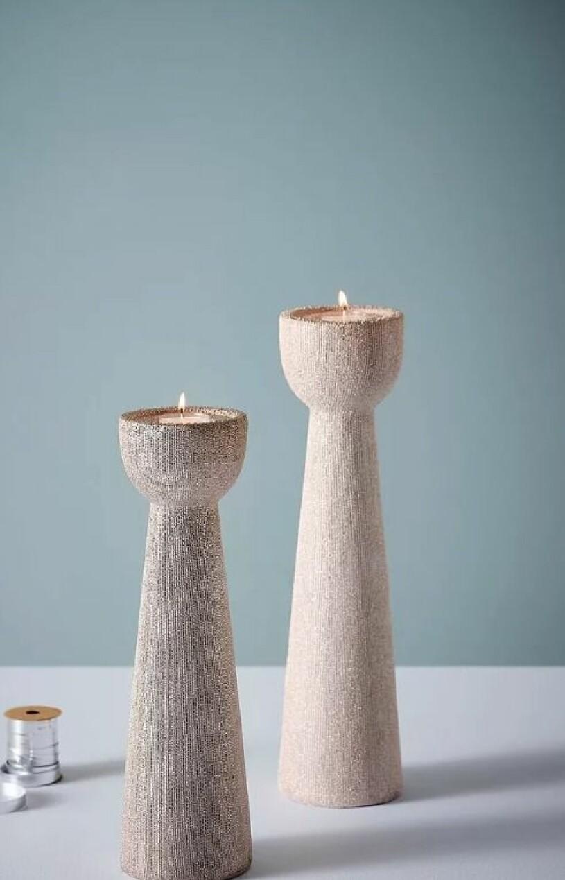 Jotex ljusstake keramik