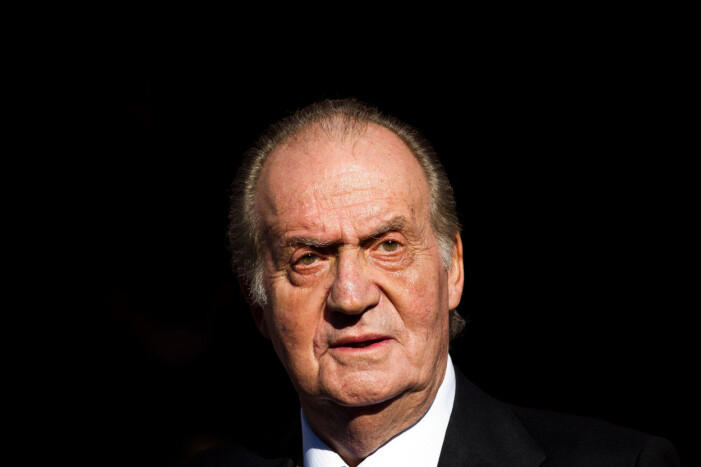 Spaniens ex-kung Juan Carlos