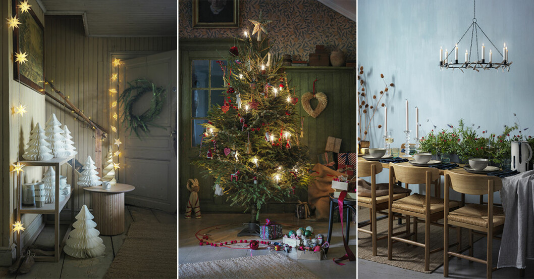julen 2020 på Åhléns
