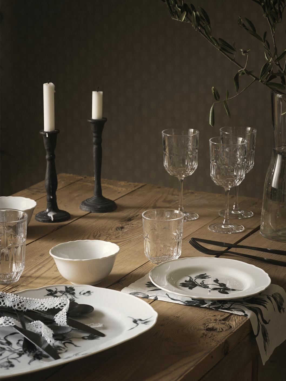 Glas från Ikea vintern och julen 2020