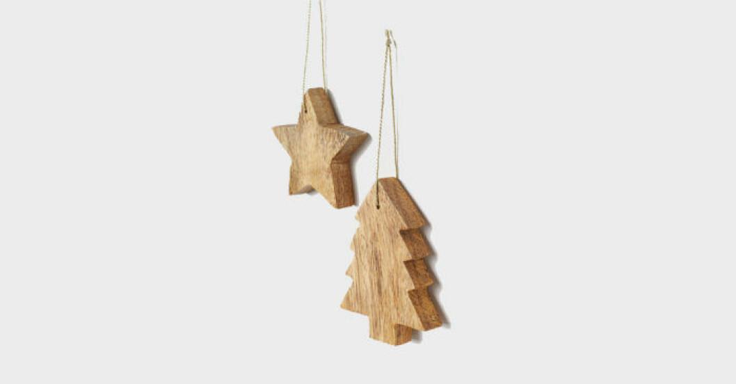 julgranspynt i trä