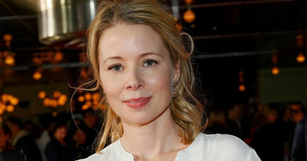 Julia Dufvenius Wollter är en av stjärnorna på slottet 2019