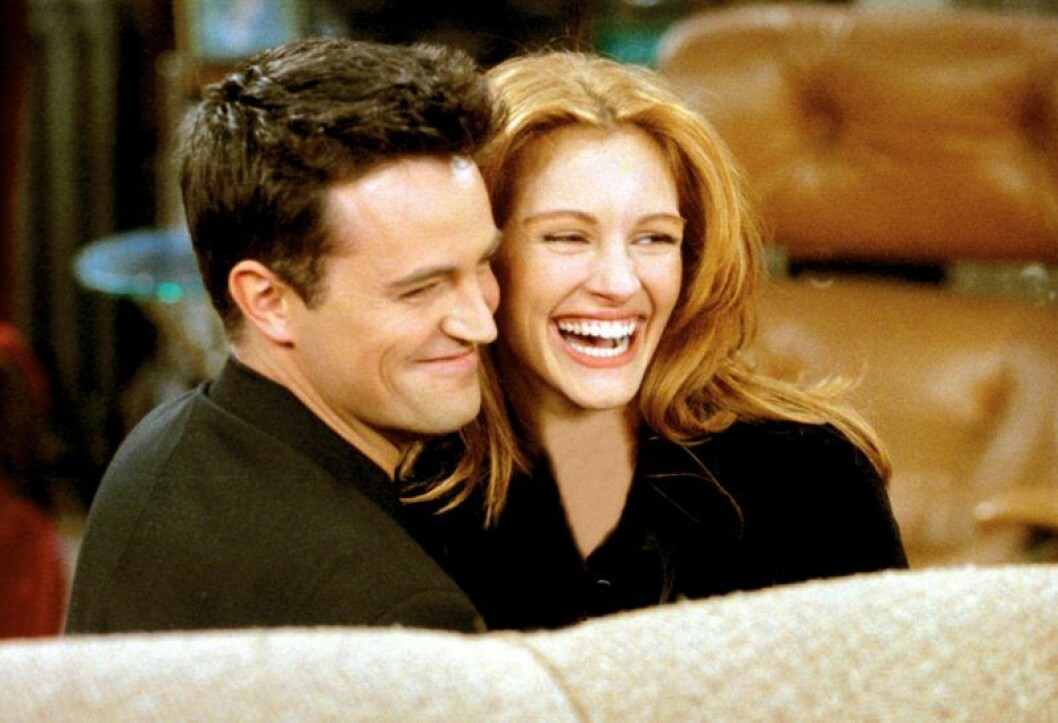 Julia Robets Matthew Perry
