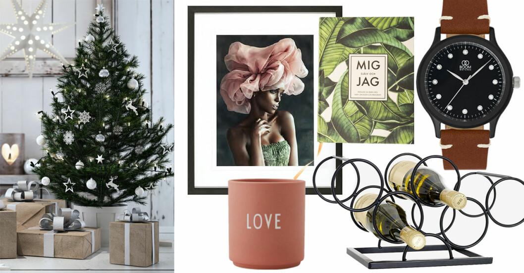 11 julklappstips till din partner och älskade