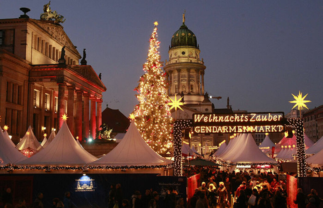 Julmarknad i Berlin
