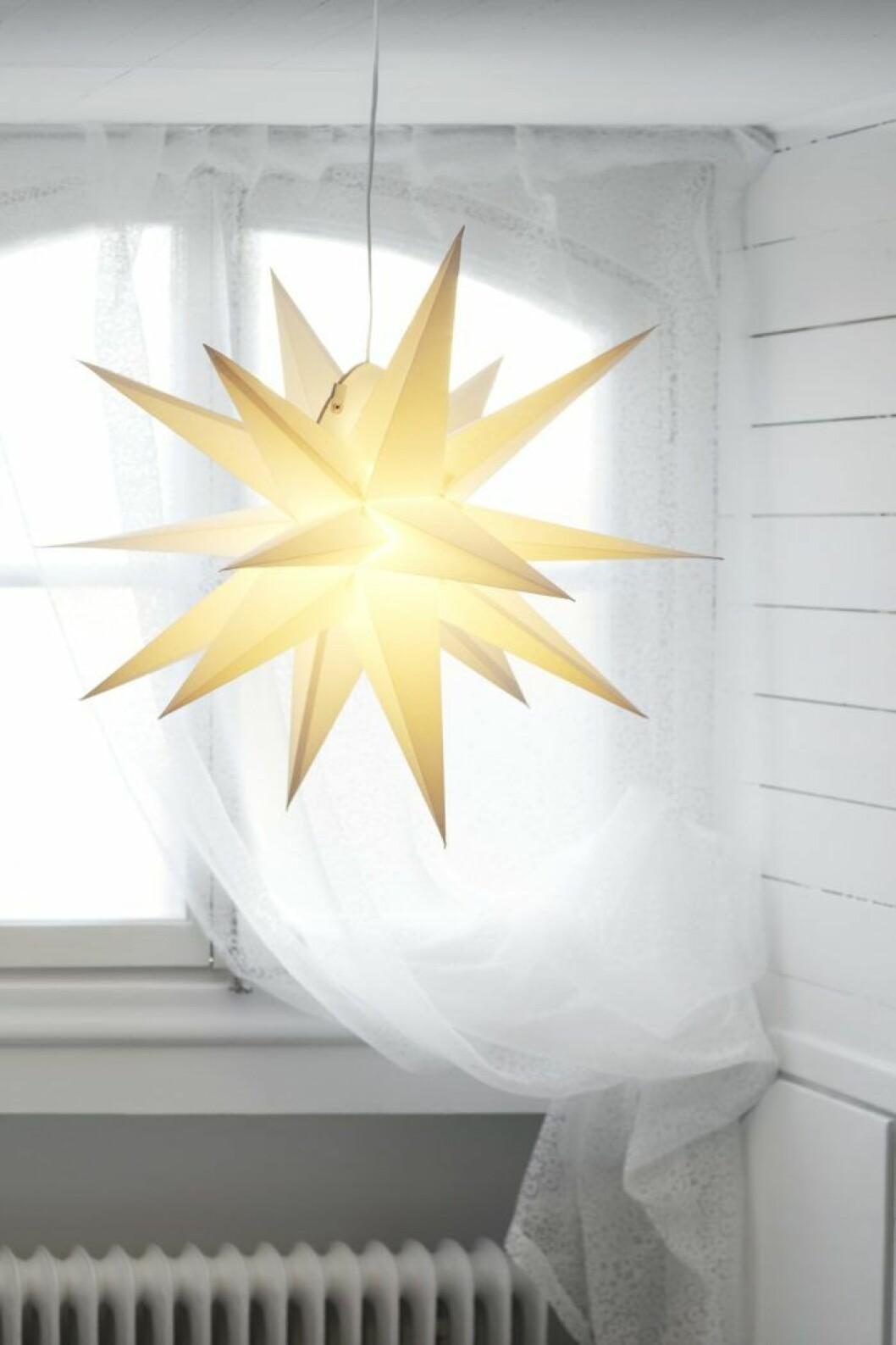 Julstjärna inspiration jultema