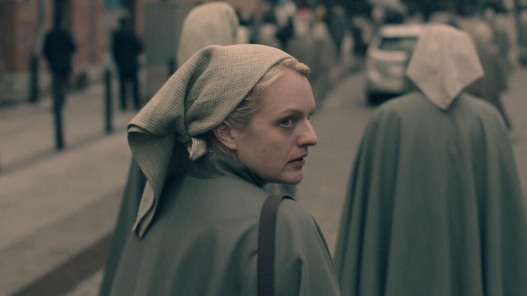 June i The Handmaids Tale säsong 3.