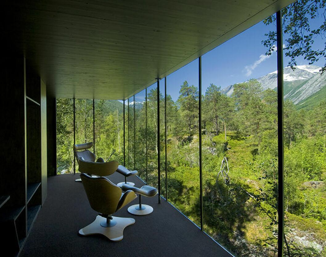 Juvet Landscape hotel - ett unikt hotell i Norges natur