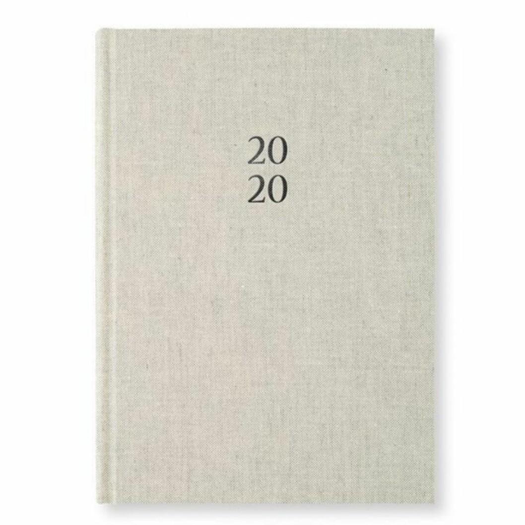Papperstryck kalender 2020