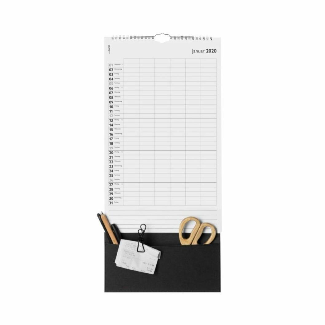 Kalender från Granit