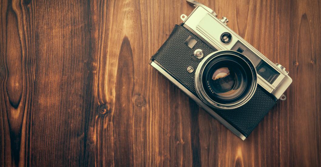 kamera från förr