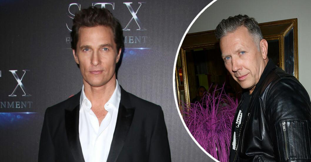 Matthew McConaughey och Persbrandt