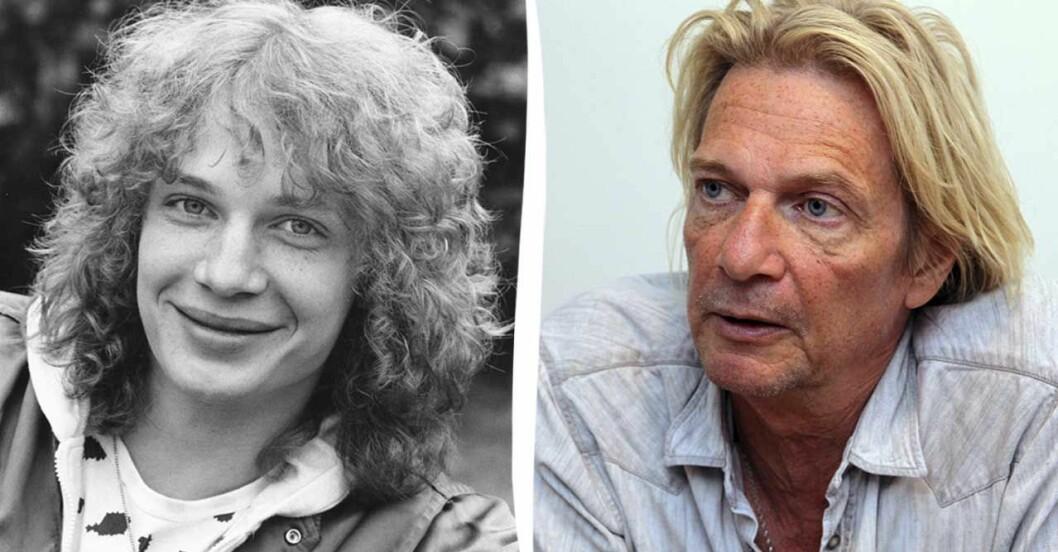 Tommy Nilsson då och nu