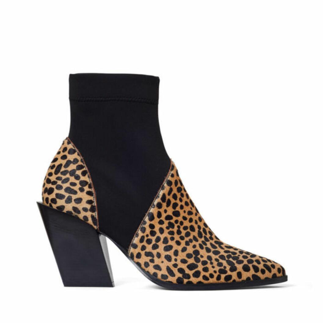 Leopardmönstrad boot från Rodebjer