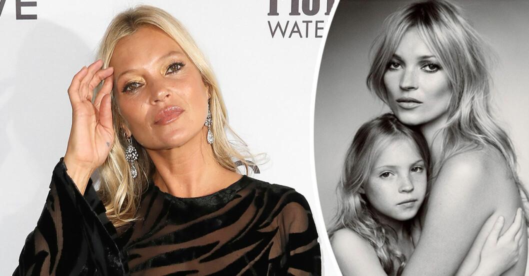 Här är Kate Moss dotter Lila Grace Moss idag