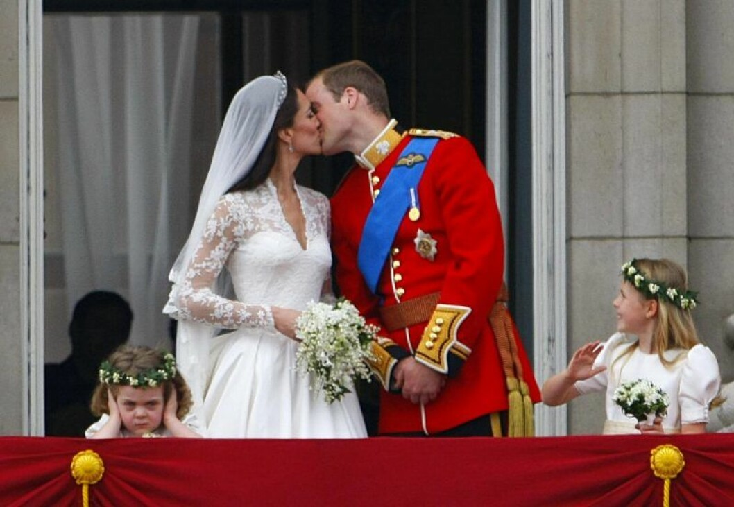 Kate Middleton och Kronprins William