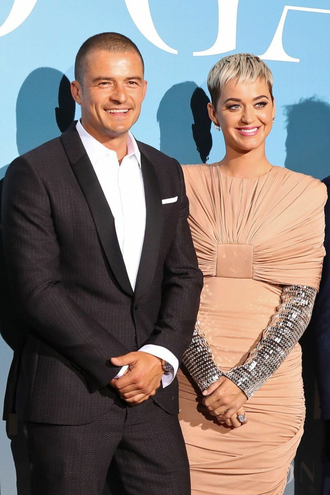 Katy Perry och Orlando Bloom på gala i Monte Carlo