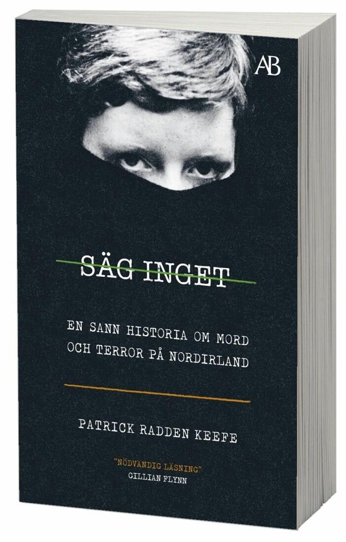 Boken Säg inget av Patrik Radden Keefes