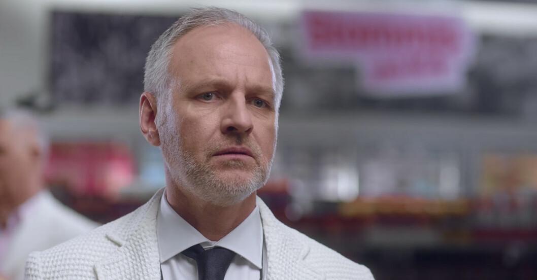 Björn Kjellman får inte göra Melodifestivalen i år.