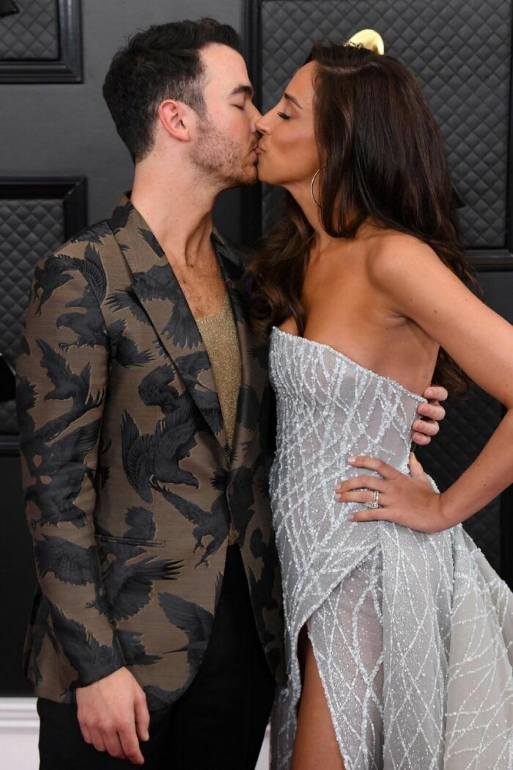 Kevin och Danielle Jonas