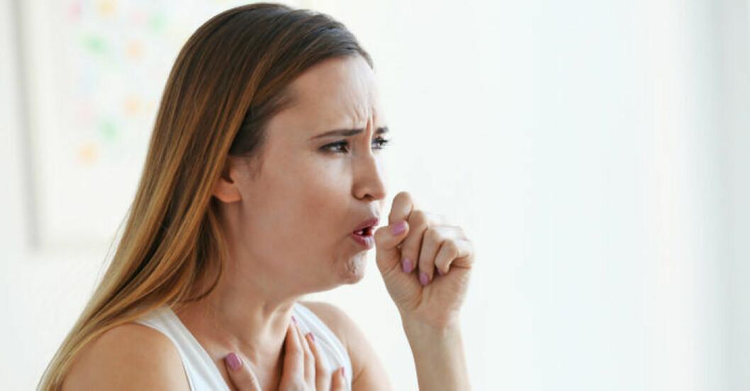 Allt fler drabbas av kikhosta. Så vet du om du smittats!