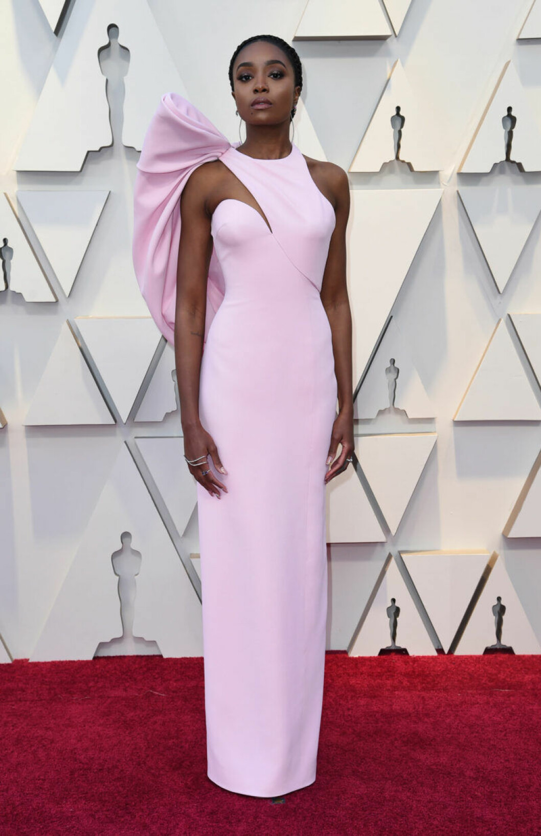 Kiki Layne på Oscarsgalan 2019
