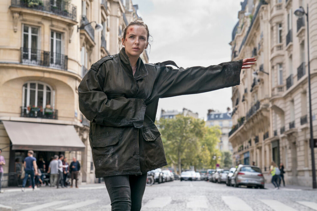 Villanelle i Killing Eve säsong 2.