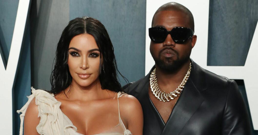 Kim Kardashian har ansökt om skilsmässa från Kanye West