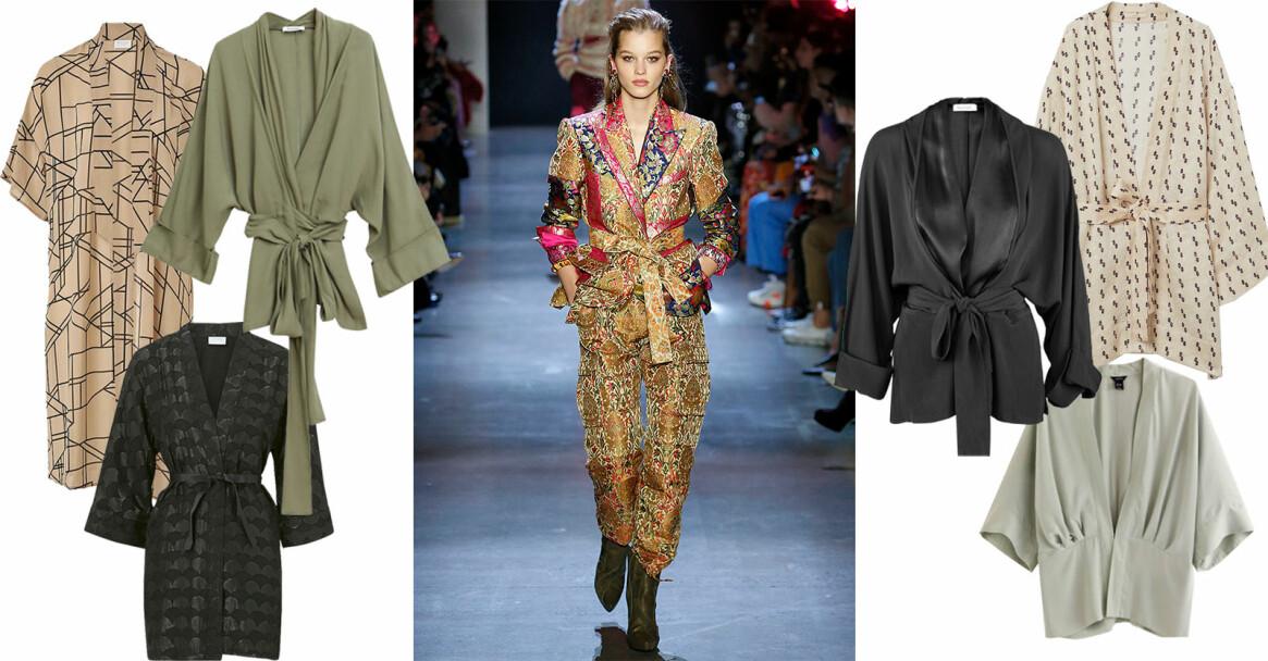 kimono våren 2021