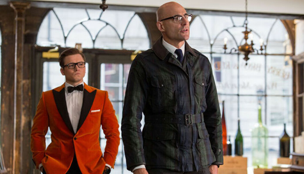 Kingsman: The Golden Circle kommer till Viaplay i höst.