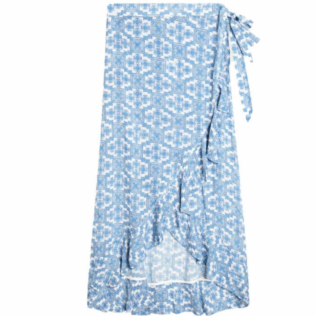 Blå kjol från By Malina