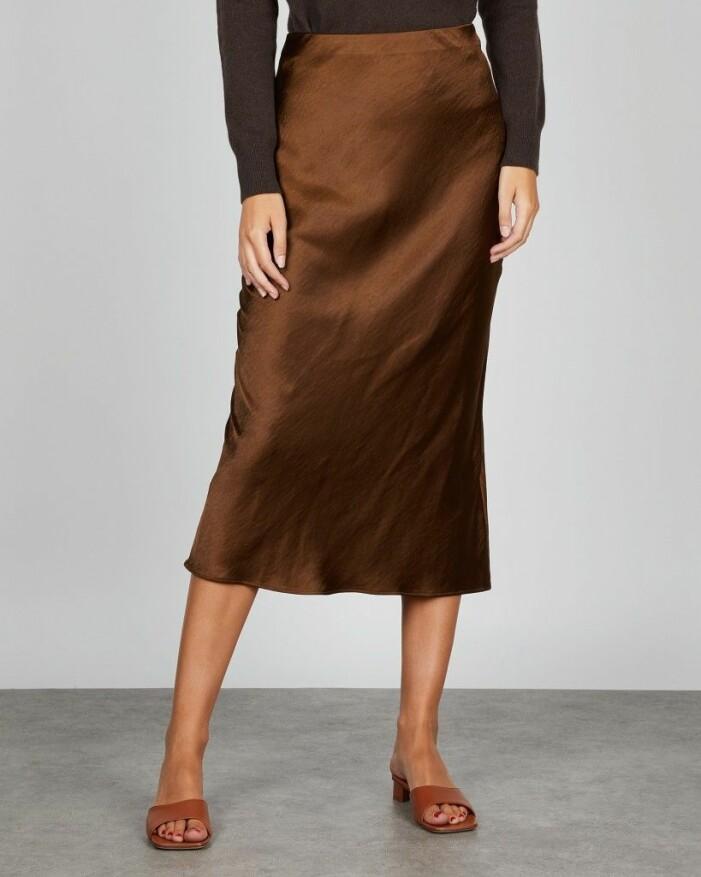 Stilren kjol från Wakakuu