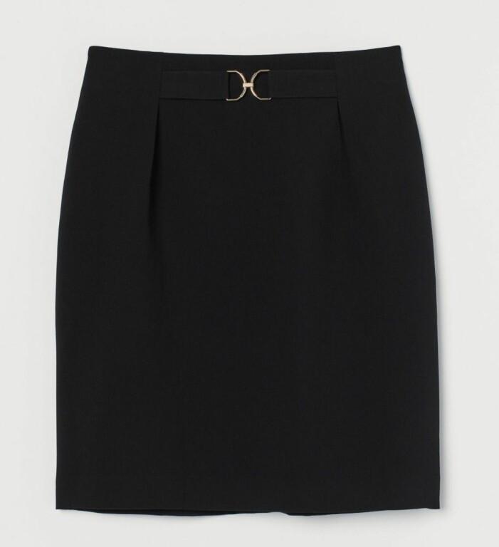 kort kjol H&M