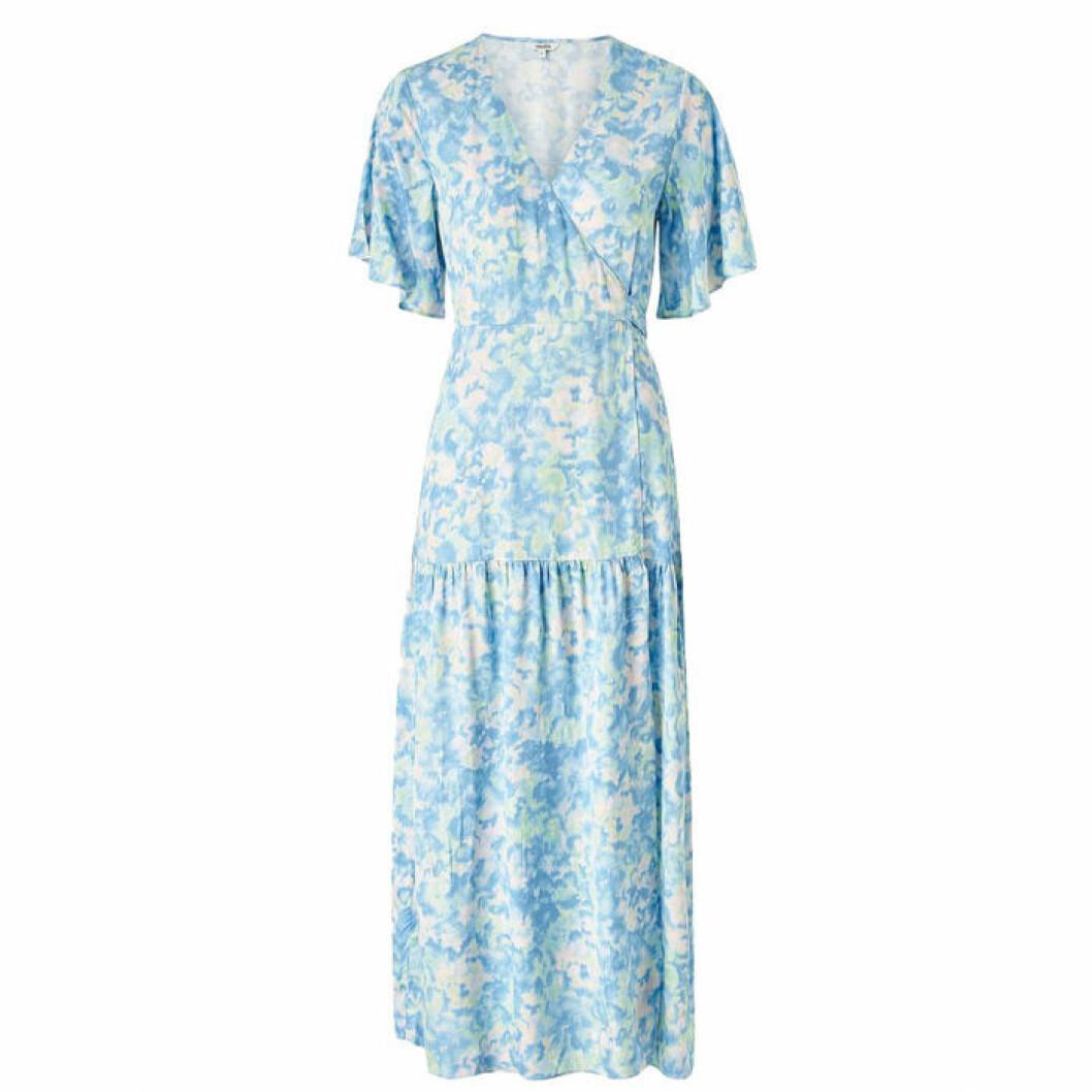 Blå långklänning från Ellos