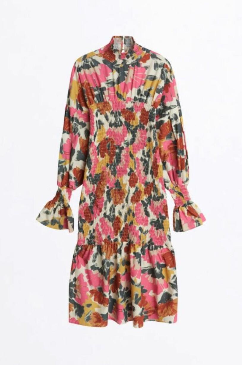 klänning gina tricot