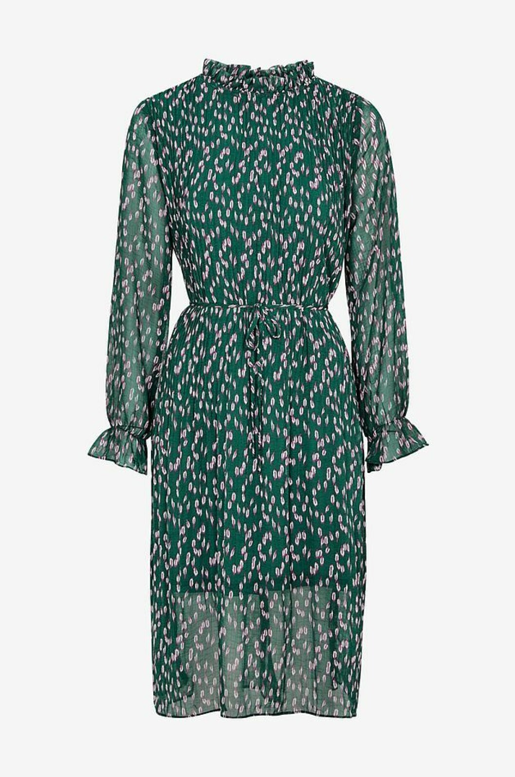 Grön klänning på rea Single Day