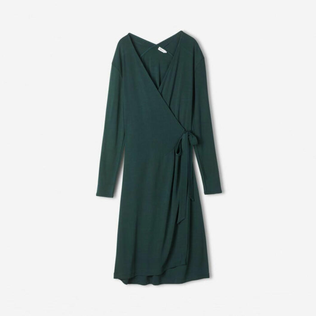 Grön klänning inspirerad av Meghan Markle