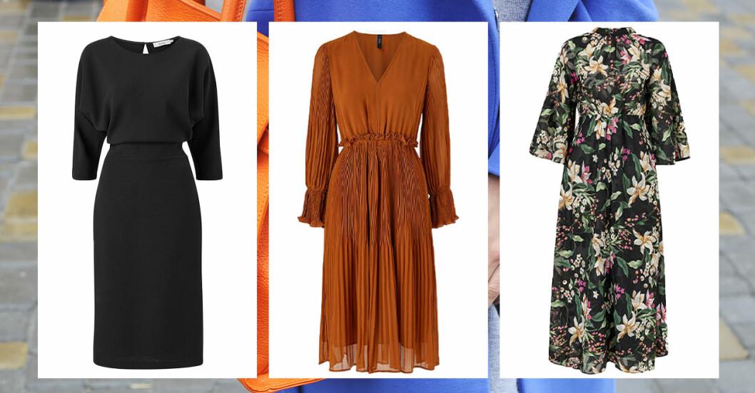 Fynda klänningar på Black Week