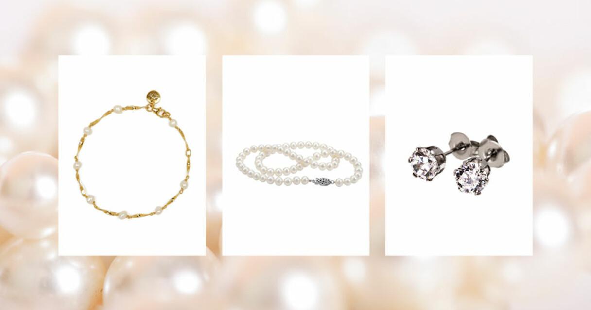 Klassiska smycken