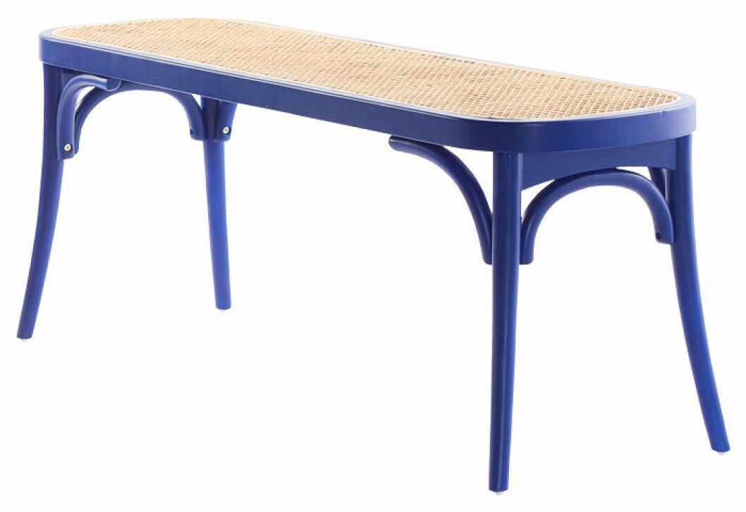 Koboltblå bänk från Jotex