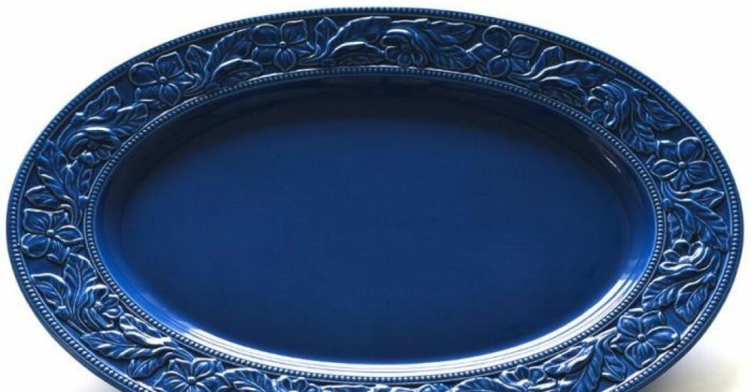 Snygg bordsskylt designad av Lagerhaus