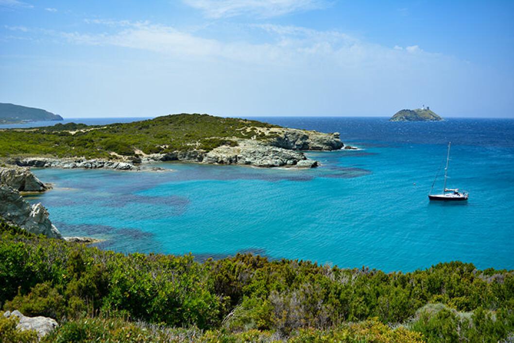 Korsika bjuder på sol och värme i höst