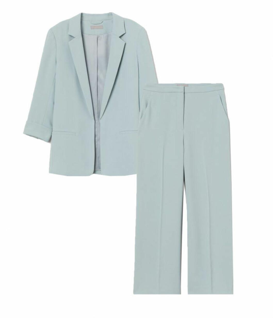 Kostymset från H&M