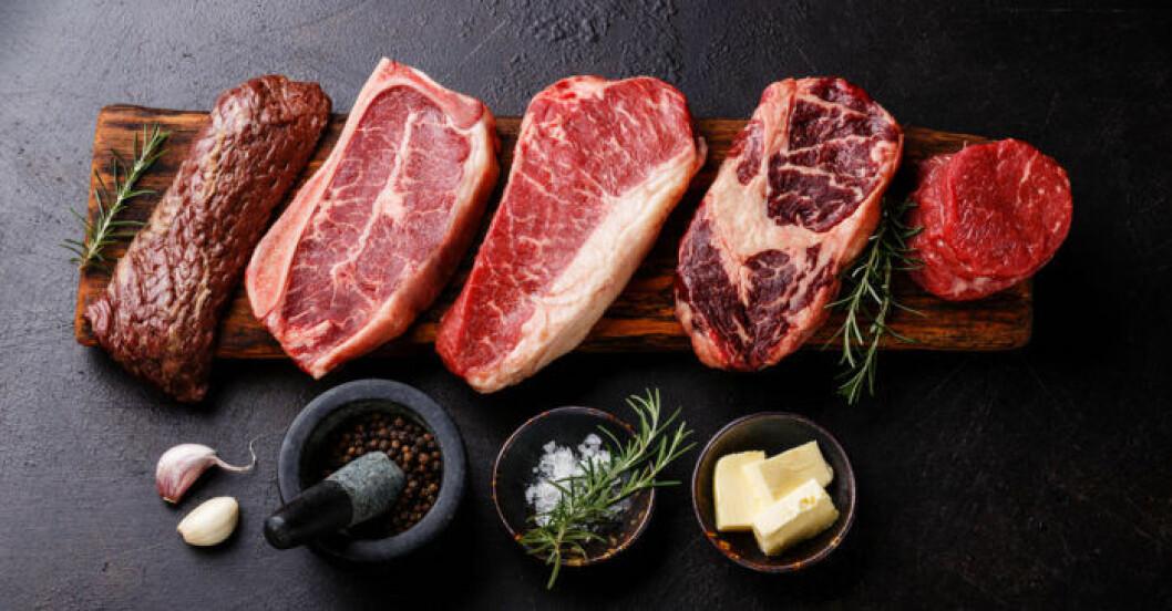 Det kan vara så att tillagningssättet är av större betydelse för hälsan än vilket kött du äter.